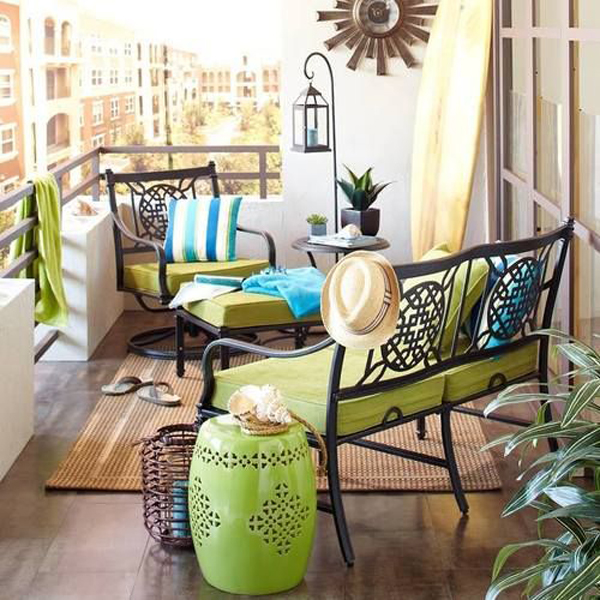 Garden Ideas On Balcony Landscaping Design For Backyard