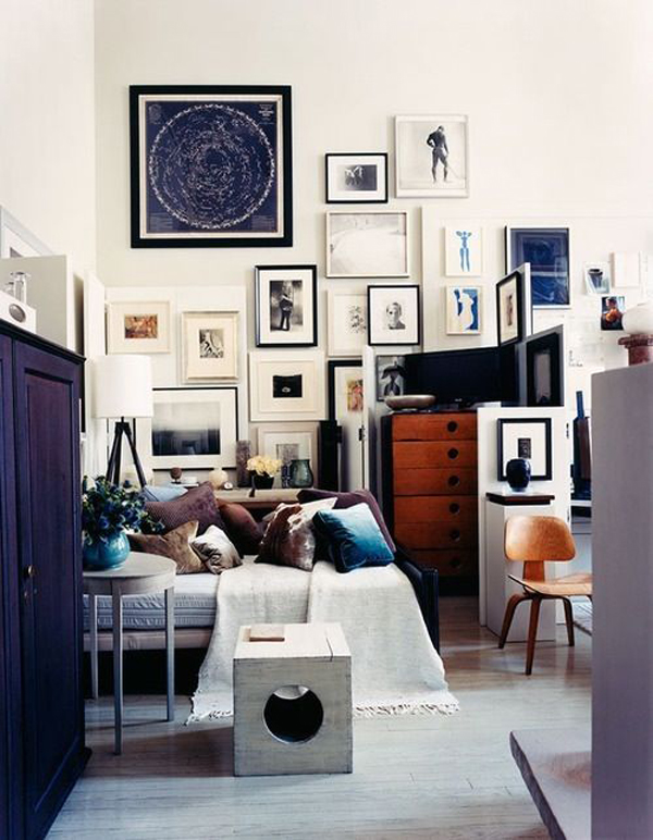 amazing gallery wall art ideas