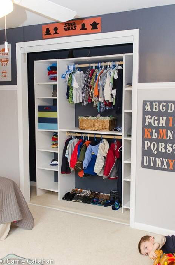 35 Practical Kids Closet Ideas Home Design And Interior