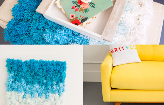 diy-pom-pom-rug-wall-hanging-table-cover