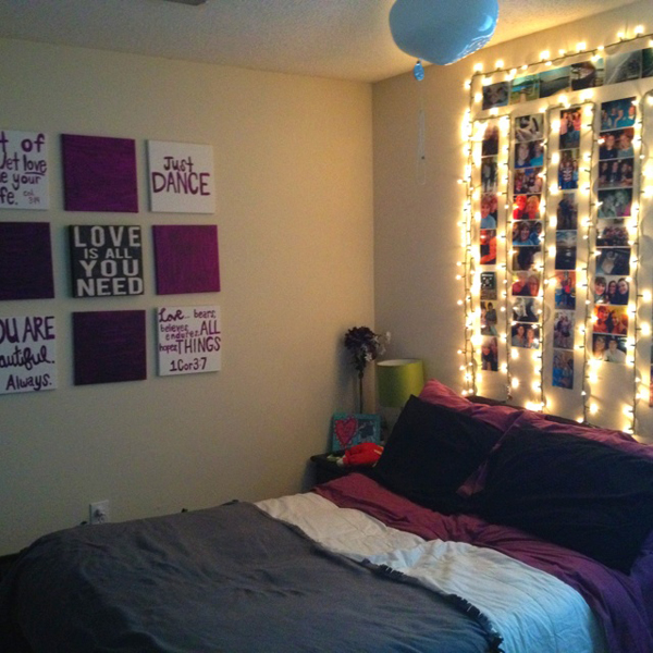 15 Cool College Bedroom Ideas | HomeMydesign