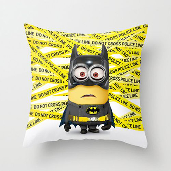 minion batman pillow Kids Bedroom Ideas With Minion Theme