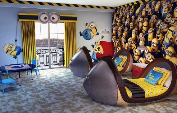 minion-despicable-me-bedroom-design