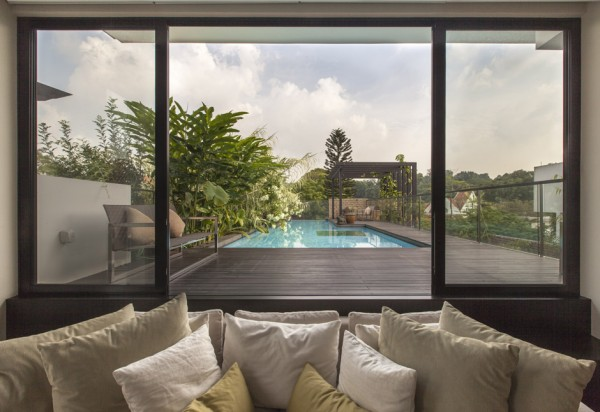 Nature House Design In Singapore Home Design And Interior