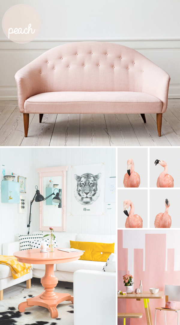 Pastel pink room decor for Bedroom ideas pastel