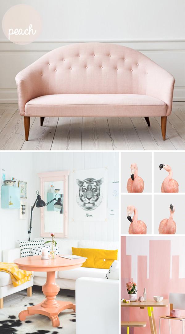 Pastel Pink Room Decor