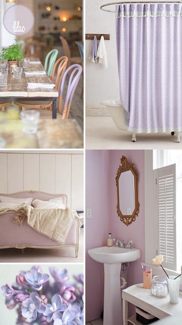Pastel Purple Room Ideas