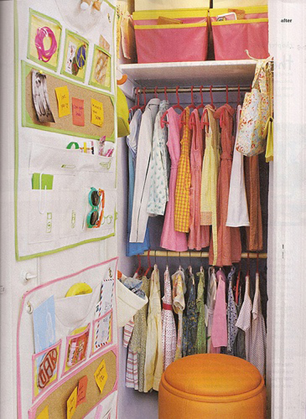 35 Practical Kids Closet Ideas | Home Design And Interior