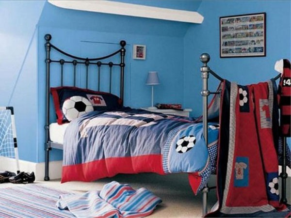 soccer bedrooms