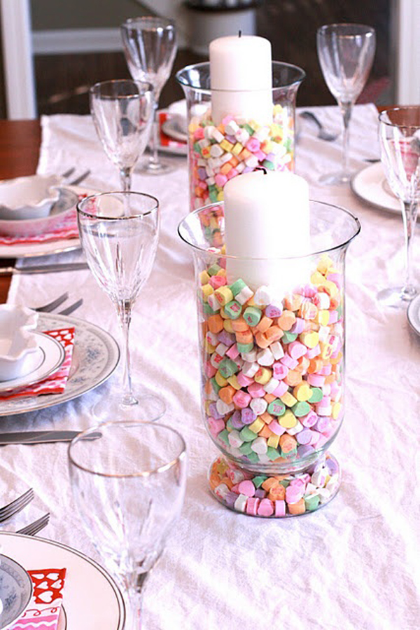 25 Valentine S Day Table Setting Ideas Home Design And Interior