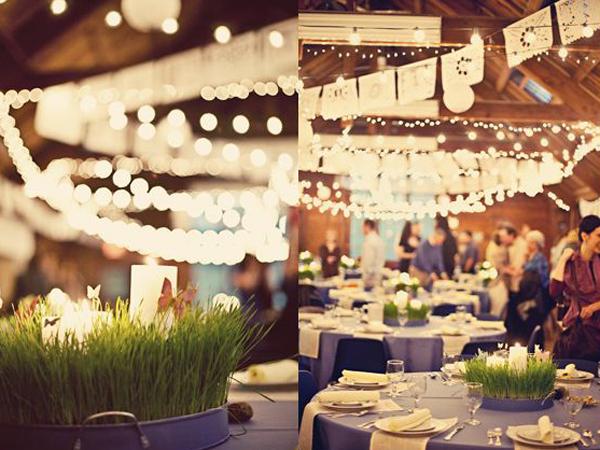 Wedding wheatgrass decor ideas junglespirit Gallery