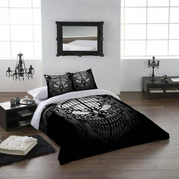Gothic Bedrooms Furthermore Self Assembly Fitted Bedroom Furniture
