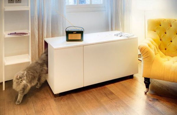27 Awesome Cat Litter Box : Home Design And Interior