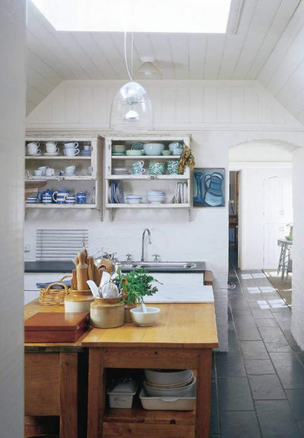 Gallery Of 35 Country Kitchen Design Ideas
