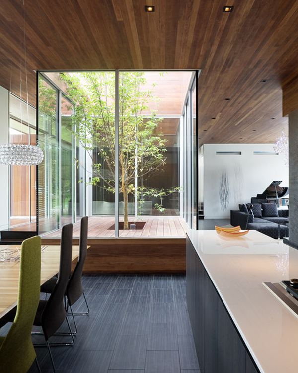 Home Design Ecological Ideas: Indoor-tree-house