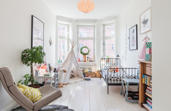 Brought love for kids can be done by creating a beautiful play room in their room. Tent is a fun alternative to supporting the worldu0027s most fantastic ... & 11 Kids Playroom With Tent Decorations | Home Design And Interior