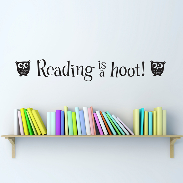owl-reading-book-wall-decals