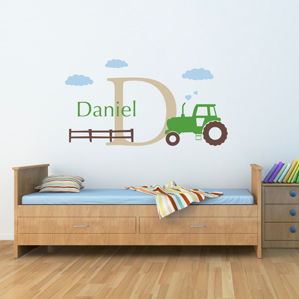 Very Best Tractor Wall Decals for Kids 600 x 600 · 195 kB · jpeg