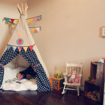 Gallery of 11 kids playroom with tent decorations