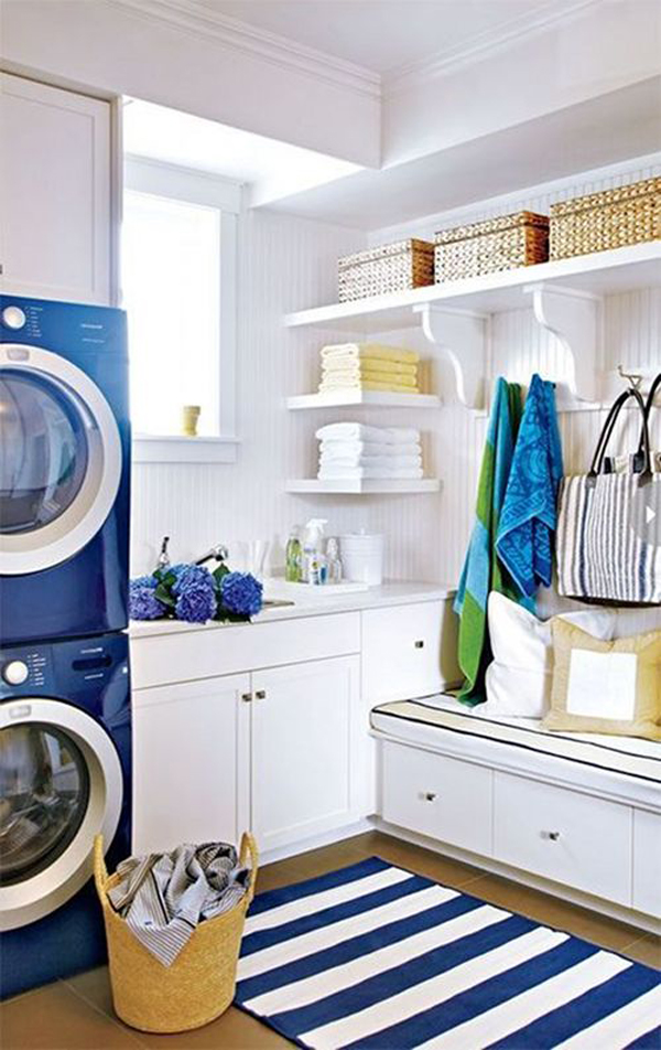10 latest collection of laundry room ideas home design Laundry room design