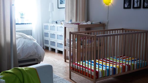 IKEA-baby-roommate
