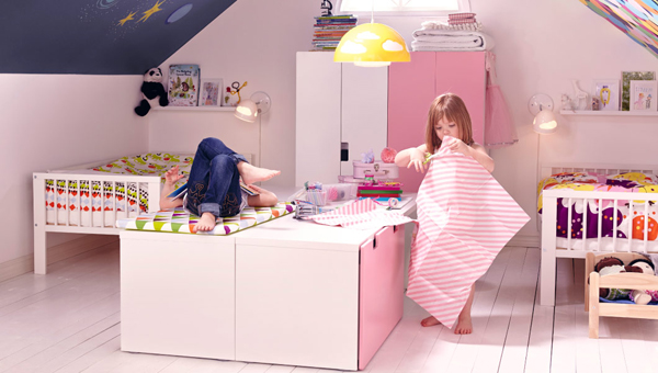 IKEA-pink-room-two-worlds-one-room