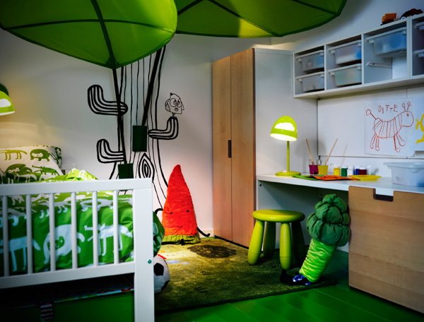 IKEA-wild-kids-playroom