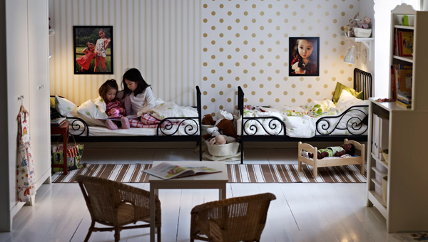 IKEA-young-girl-room