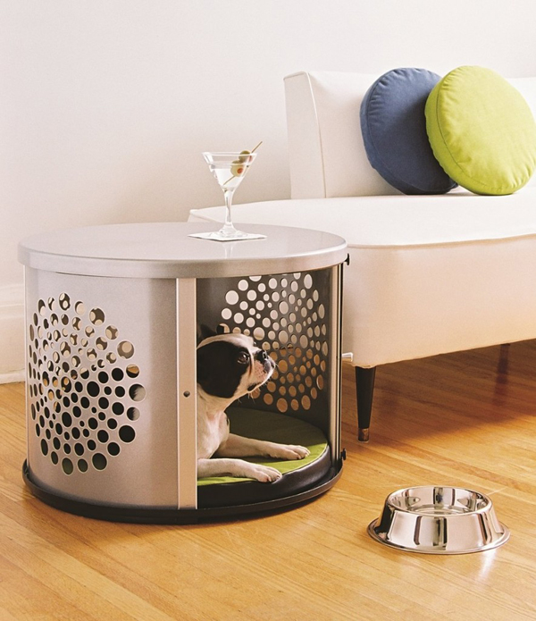 25 Cool Indoor Dog Houses Home Design And Interior