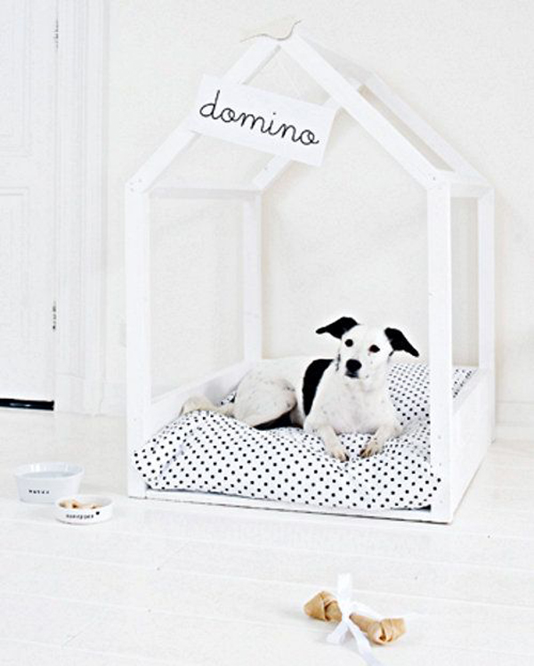25 cool indoor dog houses home design and interior With diy indoor dog house