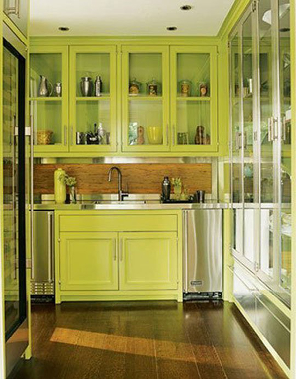 Green kitchen design ideas Kitchen design blogs 2014