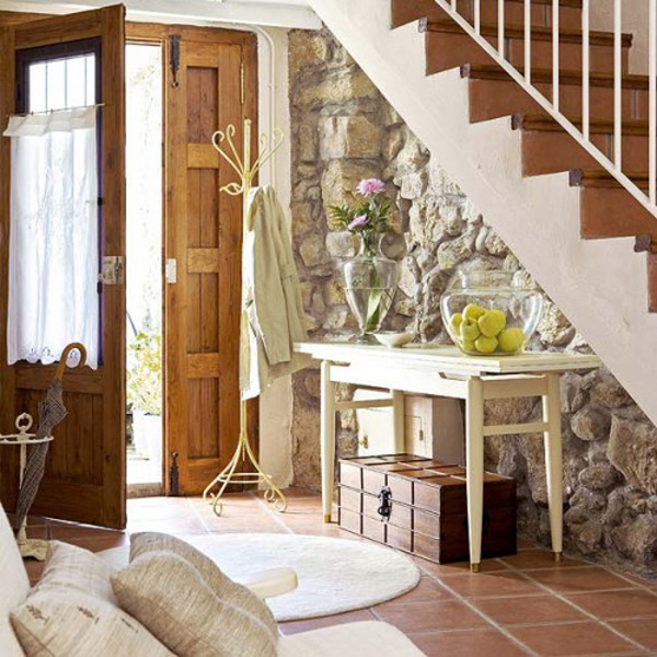 Hallway storage under stair ideas Design ideas for hallways and stairs