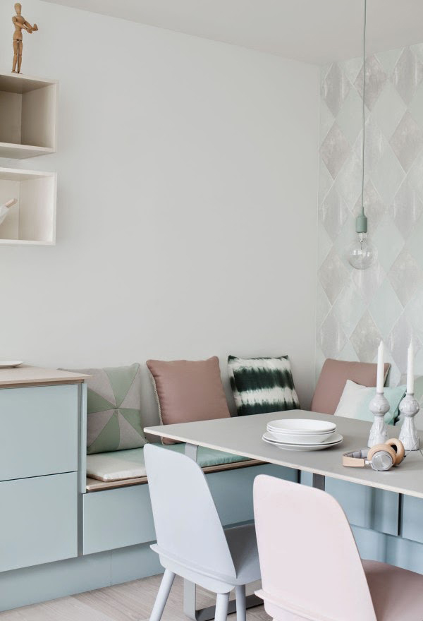 Kitchen Pastel Furniture