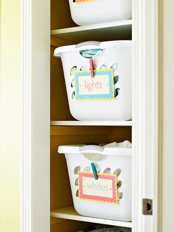 Laundry room storage system ideas Storage solutions for small laundry rooms