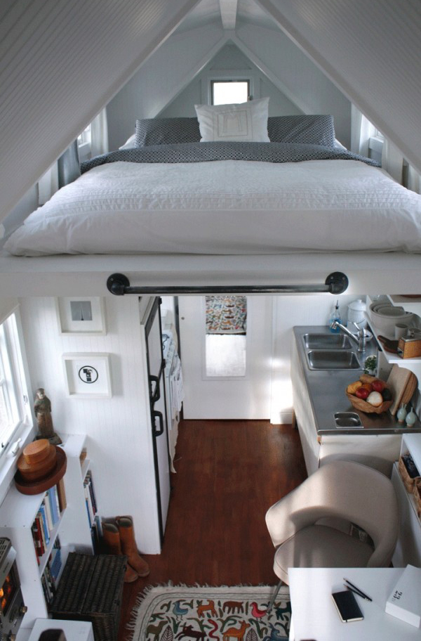 30 Amazing Space Saving Beds And Bedrooms Home Design And Interior