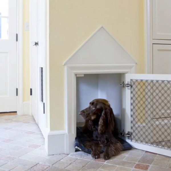Small indoor dog house ideas for Indoor dog house ideas