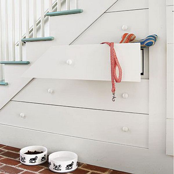 Storage-cabinet-under-stairs-design
