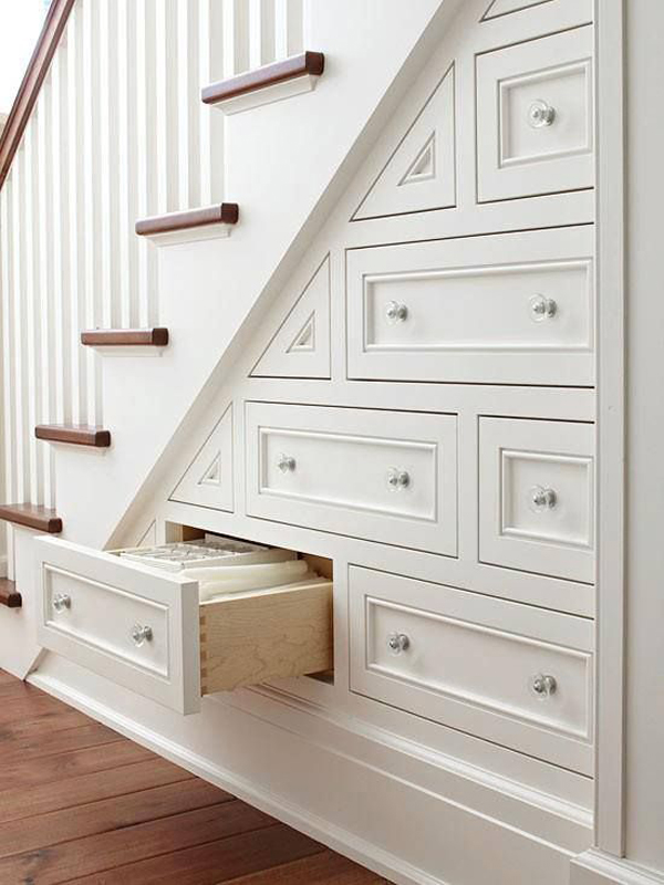 understairs storage ideas. Black Bedroom Furniture Sets. Home Design Ideas