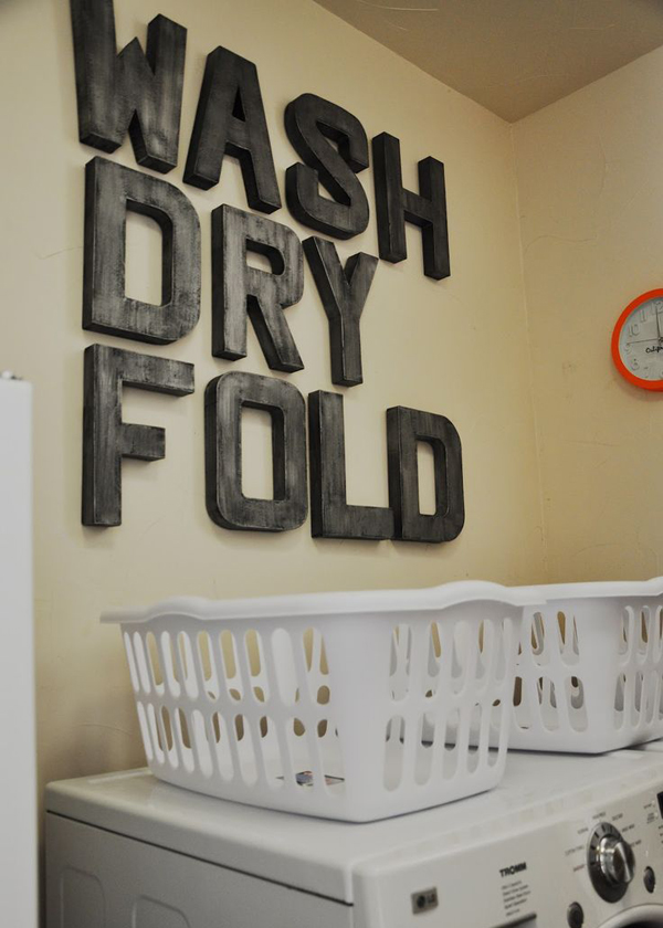 gallery of 10 best solutions of laundry room decor - Laundry Room Decor