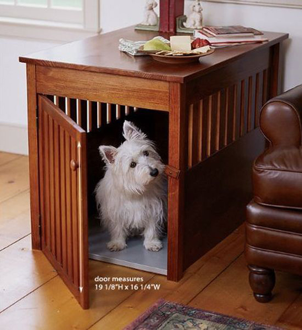 dog kennels for inside the house