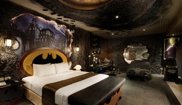 batman-bedroom-theme-ideas | Home Design And Interior