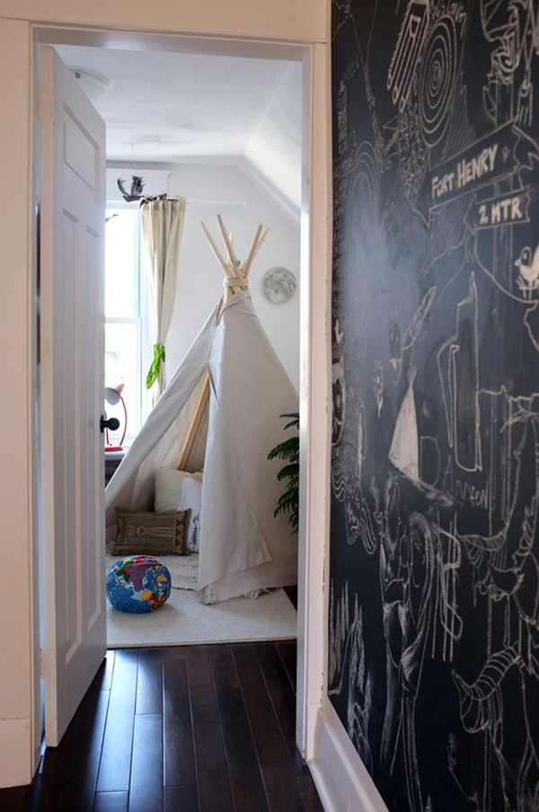 Beautiful Kids Wall Chalkboards