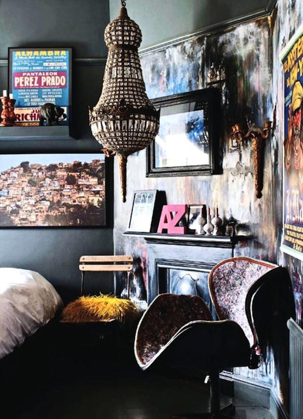 Bohemian home inspirations - Pinterest home interiors inspirations ...