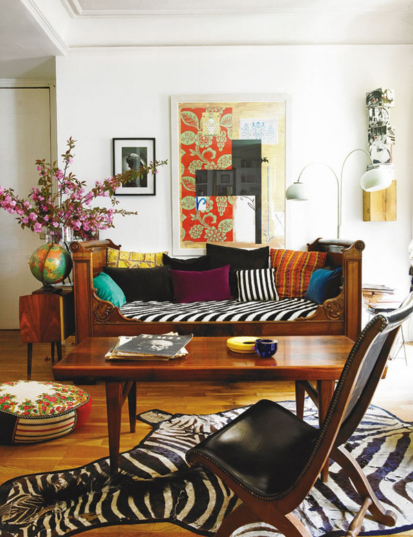 bohemian-interior-design-ideas   Home Design And Interior