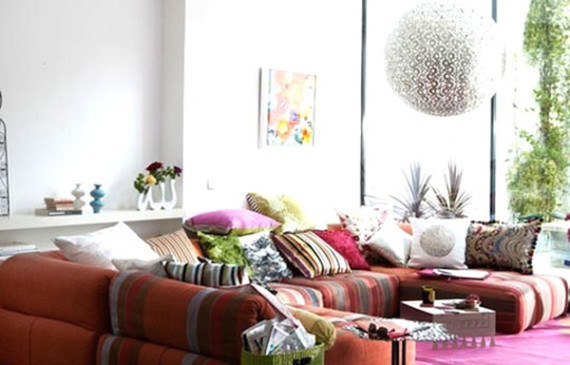 colorful-bohemian-interior-style
