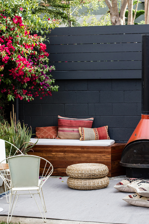 Diy Outdoor Seating Ideas