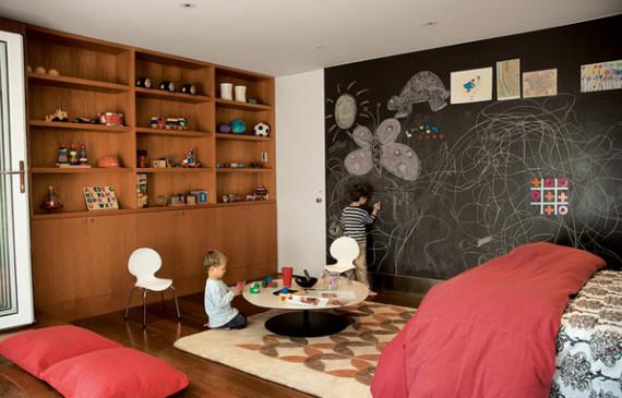kids-bedroom-chalkboard-decor