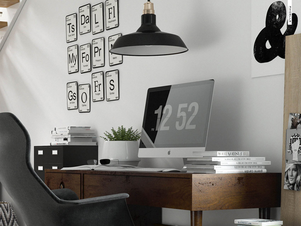 Top Scandinavian Design Home Office 600 x 450 · 179 kB · jpeg