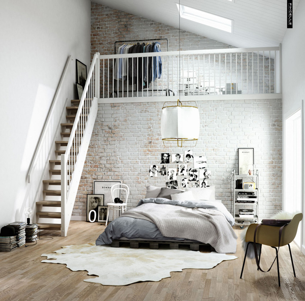 Cool Scandinavian Stairs Inspiration   Home Design And Interior