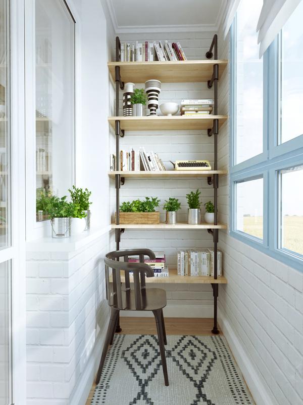 small-balcony-garden-ideas - HomeMydesign
